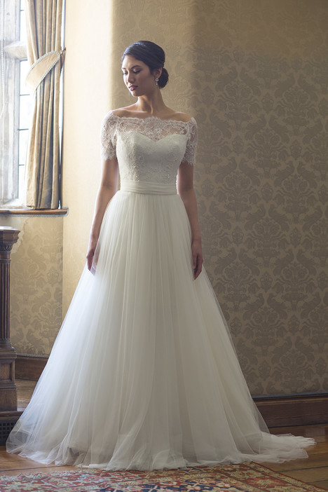 Katherine gown from the 2015 Augusta Jones collection, as seen on dressfinder.ca