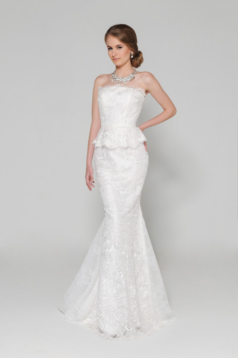 Felicity gown from the 2015 Barbara Kavchok collection, as seen on dressfinder.ca