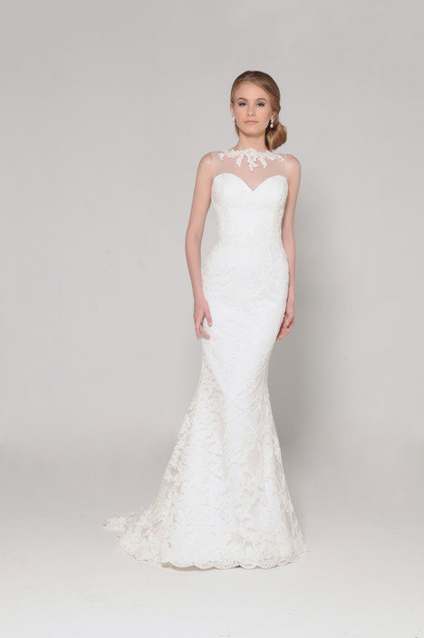 Annabelle Wedding                                          dress by Barbara Kavchok