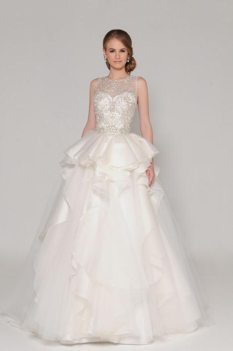 Mirabella Wedding                                          dress by Barbara Kavchok