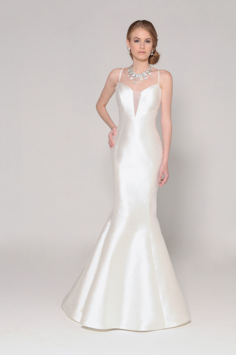 Rebecca Wedding                                          dress by Barbara Kavchok