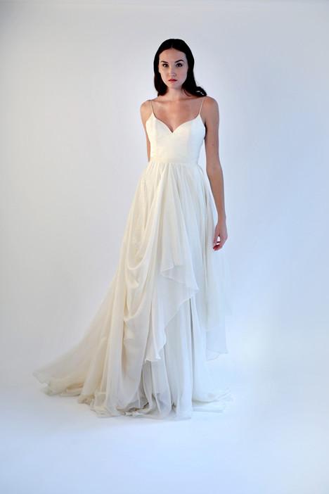 Stella Wedding                                          dress by Leanne Marshall