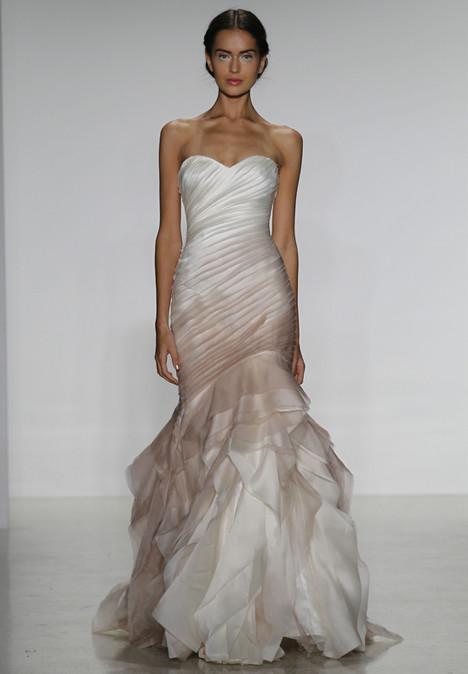 Edan Wedding                                          dress by Kelly Faetanini