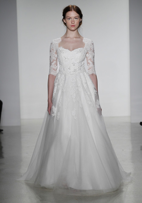 Lena Wedding dress by Kelly Faetanini