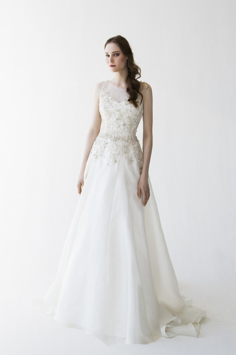 Lucia gown from the 2015 Kelly Faetanini collection, as seen on dressfinder.ca