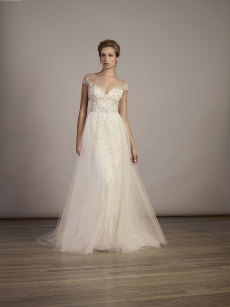 5885 + 5880 gown from the 2015 Liancarlo collection, as seen on dressfinder.ca