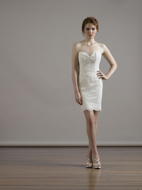 6801 (cocktail) gown from the 2015 Liancarlo collection, as seen on dressfinder.ca
