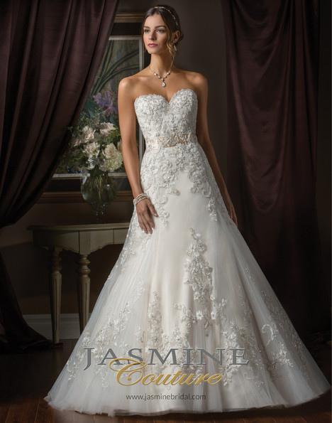 T172010 Wedding                                          dress by Jasmine Couture
