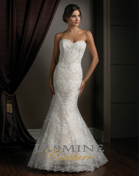 T172017 gown from the 2015 Jasmine Couture collection, as seen on dressfinder.ca