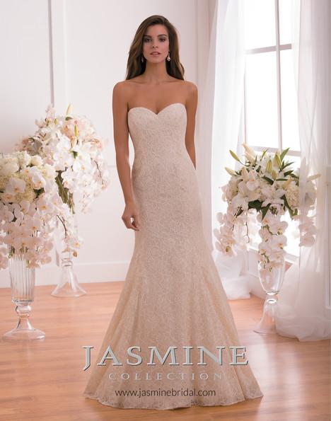 F171018 Wedding                                          dress by Jasmine Collection