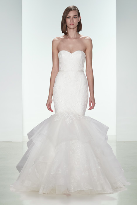 Aiden Wedding                                          dress by Amsale Nouvelle
