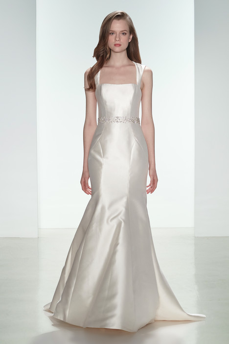 Blaine Wedding                                          dress by Amsale Nouvelle