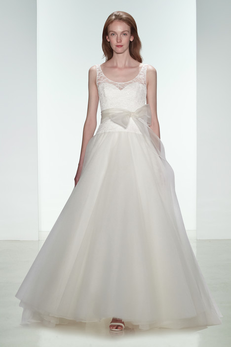 Cayla Wedding                                          dress by Amsale Nouvelle