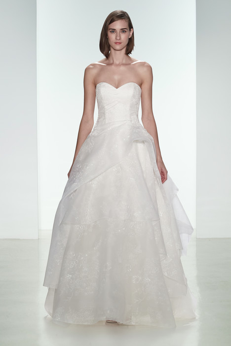 Daphne Wedding                                          dress by Amsale Nouvelle
