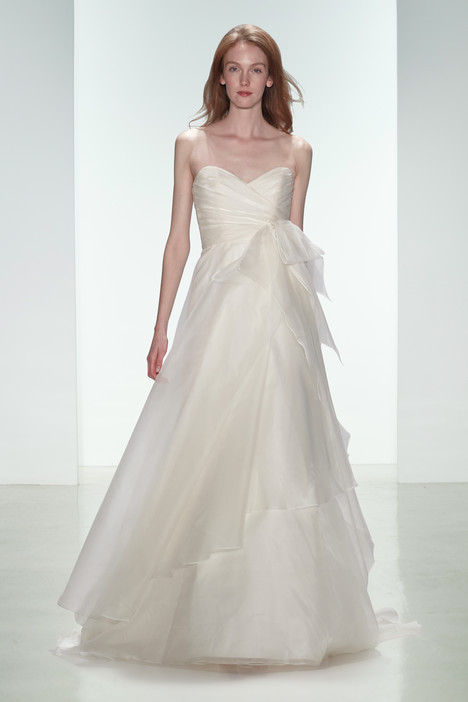 Finley Wedding                                          dress by Amsale Nouvelle