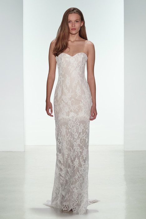 Kiera Wedding                                          dress by Amsale Nouvelle