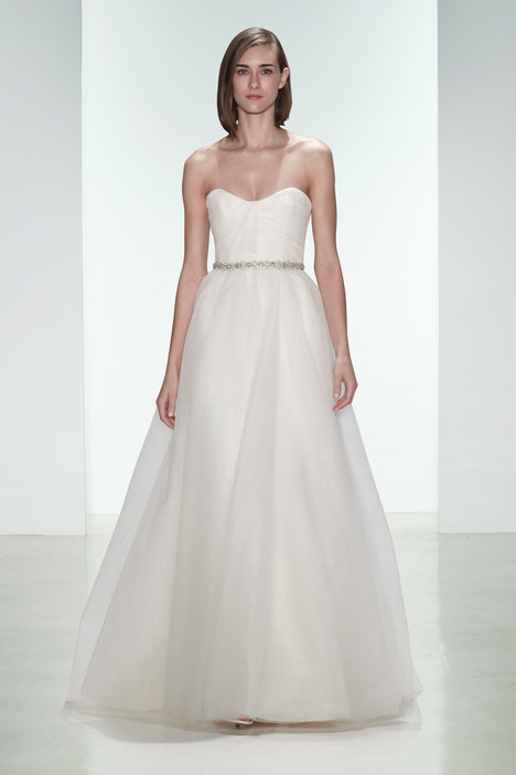 Piper Wedding                                          dress by Amsale Nouvelle