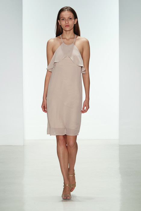N302 gown from the 2015 Amsale Nouvelle : Bridesmaids collection, as seen on dressfinder.ca
