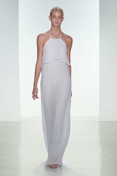 N305 gown from the 2015 Amsale Nouvelle : Bridesmaids collection, as seen on dressfinder.ca