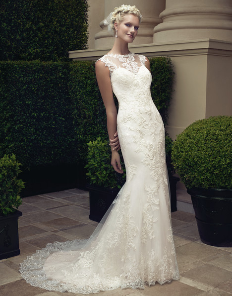 2198 Wedding dress by Casablanca Bridal