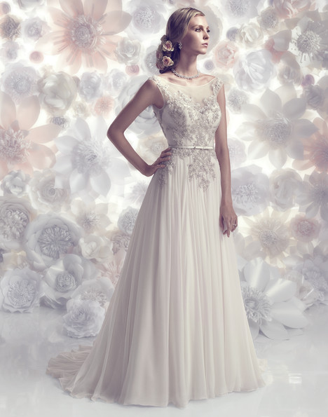 B089 Wedding                                          dress by Amare