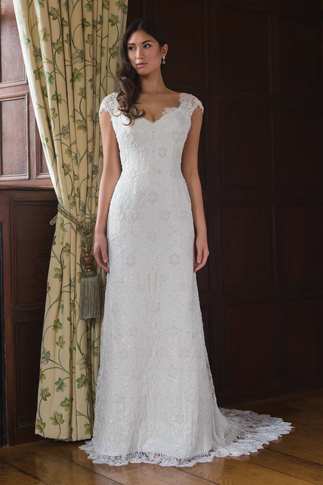 Carol gown from the 2015 Augusta Jones collection, as seen on dressfinder.ca