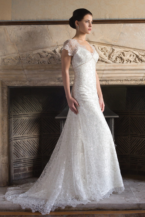 Molly gown from the 2015 Augusta Jones collection, as seen on dressfinder.ca