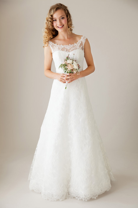 Beautiful Wedding                                          dress by Astrid & Mercedes