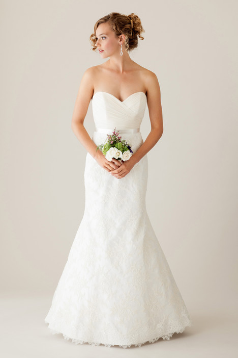 Divine Wedding                                          dress by Astrid & Mercedes