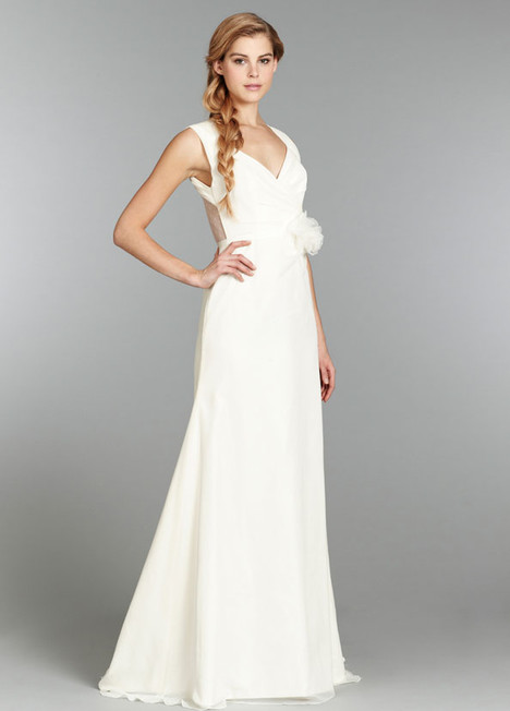 Ruby gown from the 2013 Blush by Hayley Paige collection, as seen on dressfinder.ca