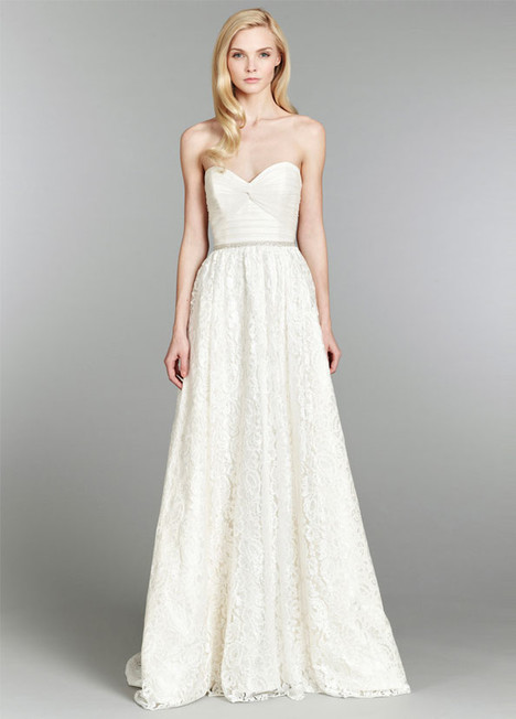 June gown from the 2013 Blush by Hayley Paige collection, as seen on dressfinder.ca