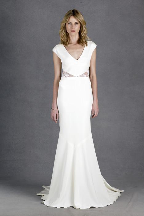 Kimberly Wedding                                          dress by Nicole Miller