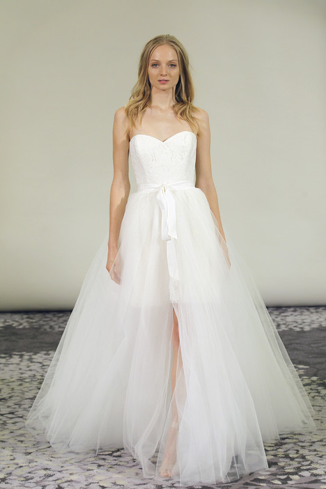 Anita + Anita Overskirt Wedding                                          dress by Alyne