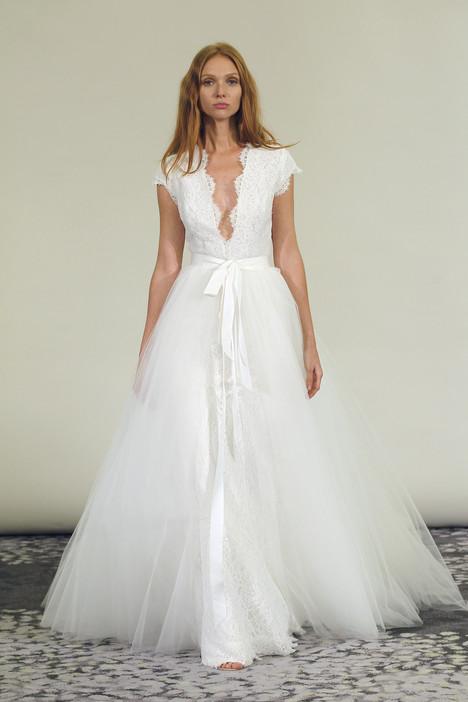Adella + Adella Overskirt Wedding dress by Alyne