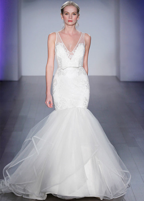 Brooke (6501) gown from the 2015 Hayley Paige collection, as seen on dressfinder.ca