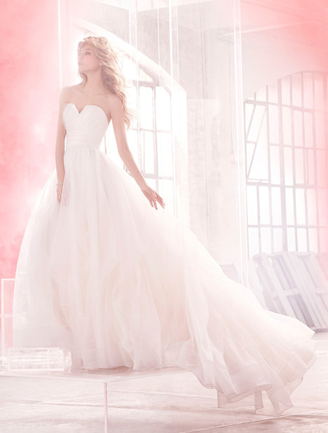 Esther (6507) gown from the 2015 Hayley Paige collection, as seen on dressfinder.ca