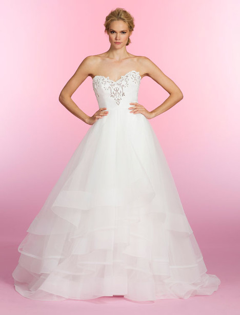 Dolly (6509) Wedding dress by Hayley Paige