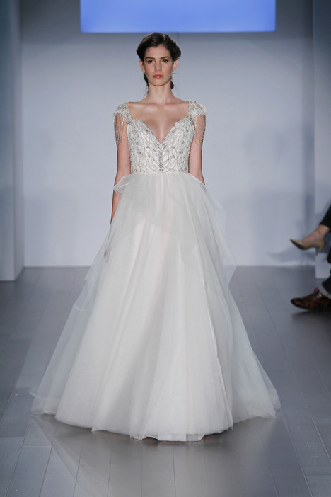 9503 Wedding                                          dress by Alvina Valenta