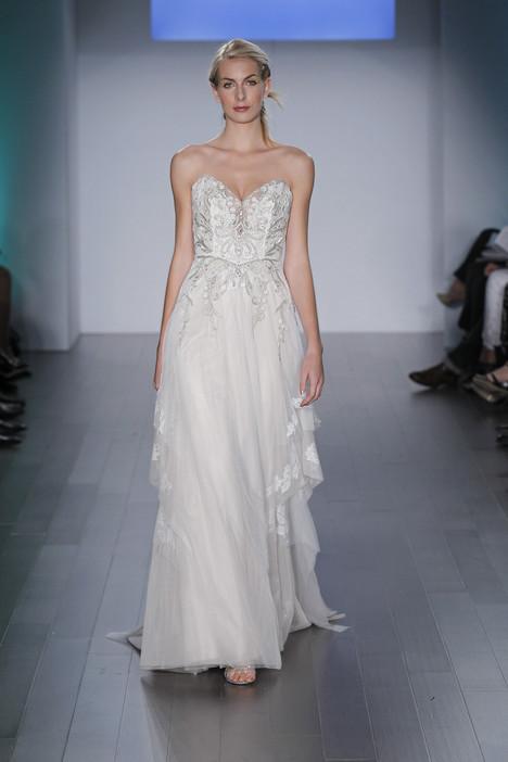 9504 (2) Wedding                                          dress by Alvina Valenta