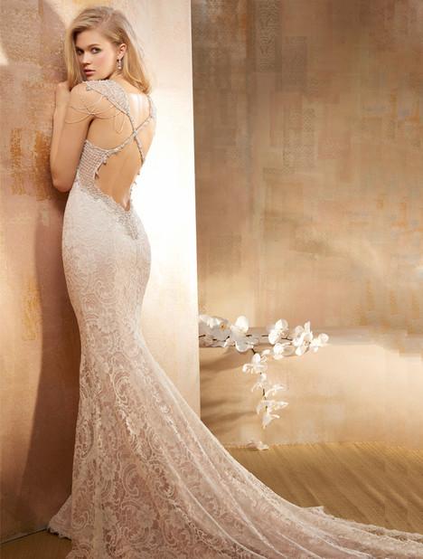 9511 (2) Wedding                                          dress by Alvina Valenta