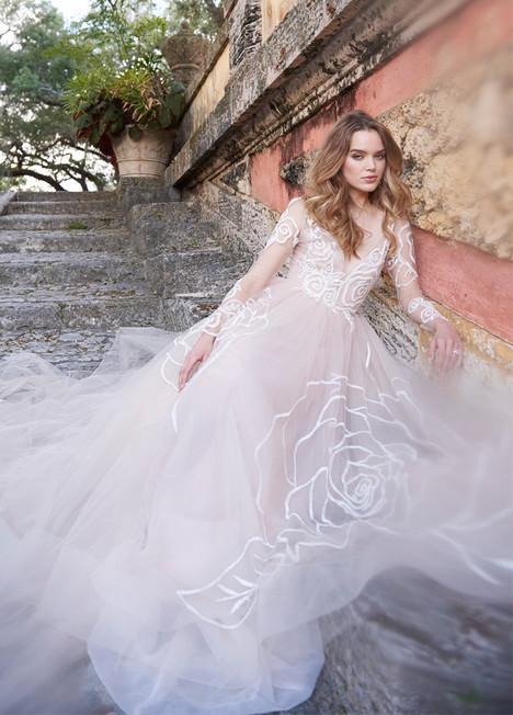 8515 Wedding                                          dress by Jim Hjelm