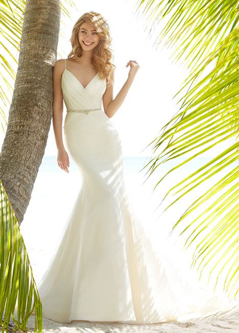Style 1505, Olive gown from the 2015 Blush by Hayley Paige collection, as seen on dressfinder.ca