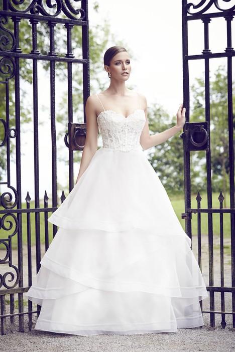 4555 Wedding                                          dress by Paloma Blanca