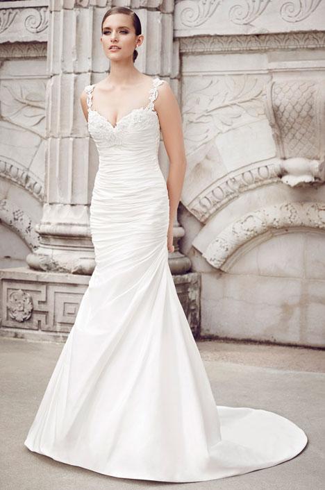 4559 Wedding                                          dress by Paloma Blanca