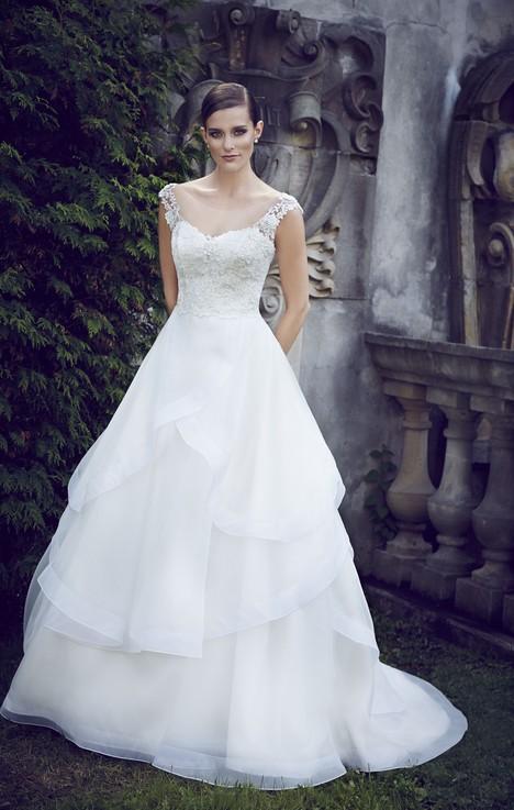 4566 Wedding                                          dress by Paloma Blanca