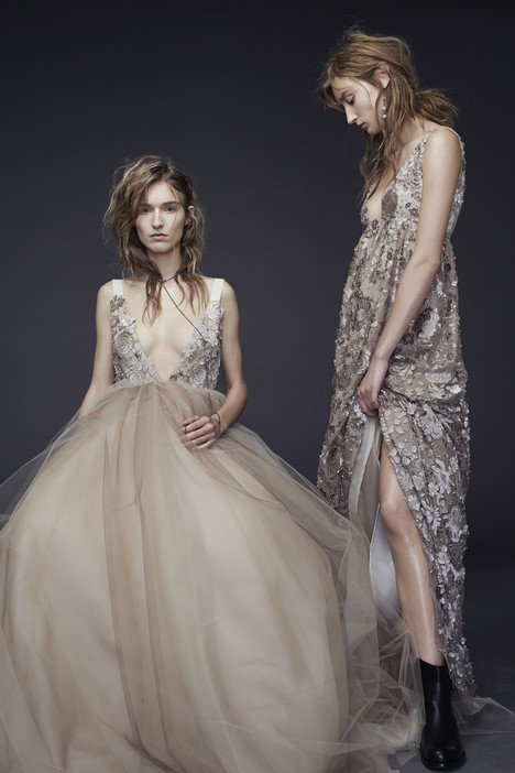 Penny + Paloma gown from the 2015 Vera Wang collection, as seen on dressfinder.ca