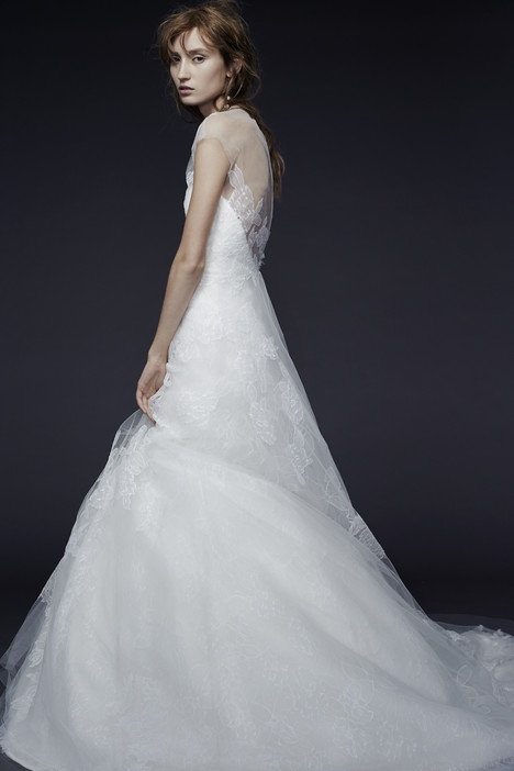 Pandora Wedding                                          dress by Vera Wang