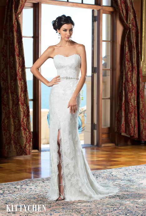 Doris gown from the 2015 KittyChen collection, as seen on dressfinder.ca