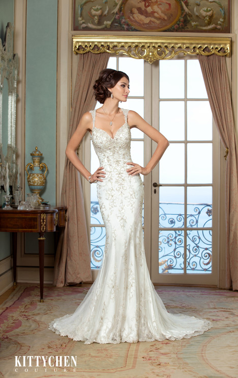 Evelyn Wedding                                          dress by KittyChen Couture