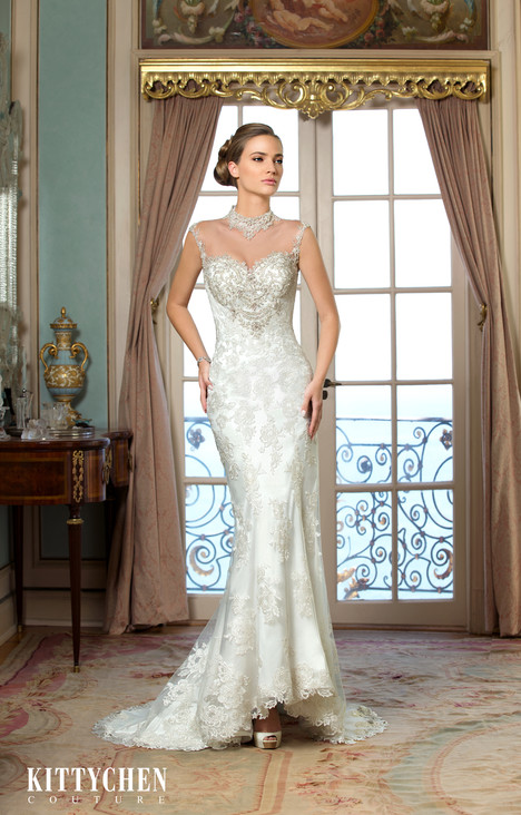 Monroe Wedding                                          dress by KittyChen Couture